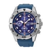 Buy Seiko Gents Chronograph Watch SNDE03P1 online