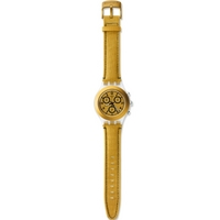 Buy Swatch Gents Irony Chrono Mustardy Watch SVCK4069 online
