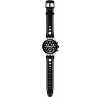 Buy Swatch Gents Irony Chrono Black Cup Watch SVCK4072 online