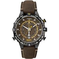 Buy Timex Gents Premium Iq Watch T2P141 online