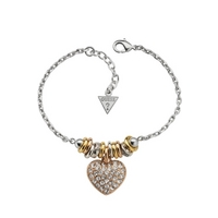 Buy Guess Ladies Sweetly Stacked Bracelet UBB11315 online