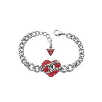 Buy Guess Ladies Prisoner Of Love Bracelet UBB70228 online