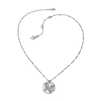 Buy Guess Ladies Set In Stone Necklace UBN11301 online