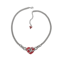 Buy Guess Ladies Prisoner Of Love Necklace UBN71291 online
