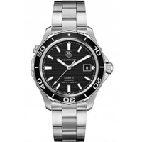 Buy TAG Heuer Gents Aquaracer Watch WAH1216.BA0859 online