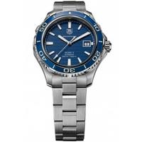 Buy TAG Heuer Gents Aquaracer Watch WAK2110.BA0830 online