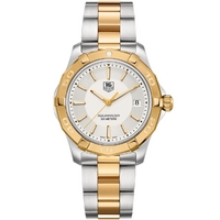 Buy TAG Heuer Gents Aquaracer Watch WAP1120.BB0832 online