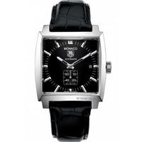 Buy TAG Heuer Gents Monaco Watch WW2110.FC6177 online