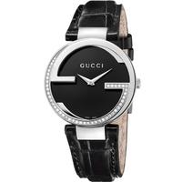 Buy Gucci Ladies Interlocking-G Watch YA133305 online