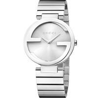 Buy Gucci Ladies Interlocking-G Watch YA133308 online