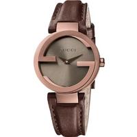 Buy Gucci Ladies Interlocking-G Watch YA133504 online
