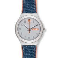 Buy Swatch Gents Irony Big Jeans Me Watch YGS763 online