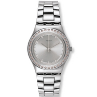 Buy Swatch Ladies Irony Medium Pure Powder Watch YLS172G online