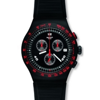 Buy Swatch Gents Irony Chrono Race Trophy Watch YOB401 online