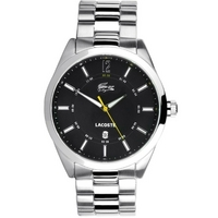 Buy Lacoste Gents Montreal Stainless Steel Bracelet Watch 2010578 online