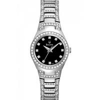 Buy Bulova Ladies Crystal Watch 96L170 online