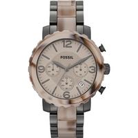 Buy Fossil Ladies Natalie Chronograph Watch JR1383 online