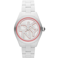 Buy DKNY Ladies Colour Burst Watch NY8753 online