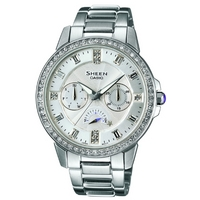 Buy Casio Ladies Sheen Watch SHE-3023D-7AER online