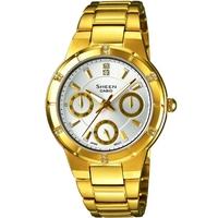 Buy Casio Ladies Sheen Watch SHE-3800GD-7AEF online