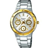 Buy Casio Ladies Sheen Watch SHE-3800SG-7AEF online
