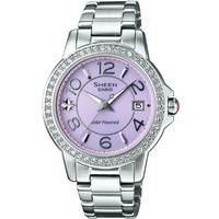 Buy Casio Ladies Sheen Watch SHE-4026SBD-4ADR online