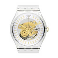 Buy Swatch Gents Swatch Est. 1983 30th Anniversary Watch SUOZ161 online