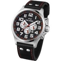 Buy T W Steel Gents Pilot Watch TW414 online