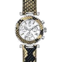 Buy Gc Ladies Python Skin Watch X43105M1S online