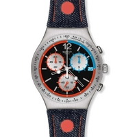 Buy Swatch Gents Irony Chrono Since 2013 Watch YCS571 online