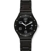 Buy Swatch Gents Irony Big Only Black Watch YGB4008AG online