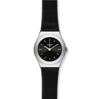 Buy Swatch Ladies Irony Lady Black Russian Watch YSS281 online