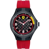 Buy Scuderia Ferrari Ladies Pit Crew Watch 0830002 online