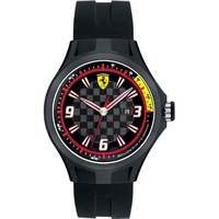 Buy Scuderia Ferrari Ladies Pit Crew Watch 0830005 online