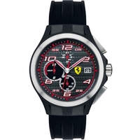 Buy Scuderia Ferrari Gents Lap Time Chronograph Watch 0830015 online