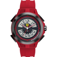 Buy Scuderia Ferrari Gents Lap Time Watch 0830019 online