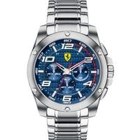 Buy Scuderia Ferrari Gents Paddock Chronograph Watch 0830036 online