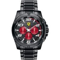Buy Scuderia Ferrari Gents Paddock Chronograph Watch 0830037 online