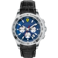 Buy Scuderia Ferrari Gents Scuderia Chronograph Watch 0830041 online