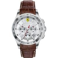 Buy Scuderia Ferrari Gents Scuderia Chronograph Watch 0830044 online