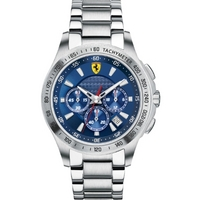 Buy Scuderia Ferrari Gents Scuderia Chronograph Watch 0830049 online