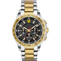 Buy Scuderia Ferrari Gents Scuderia Chronograph Watch 0830050 online