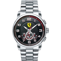 Buy Scuderia Ferrari Gents Heritage Chronograph Watch 0830065 online