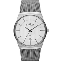 Buy Skagen Mens White Label  Watch 780XLSS online