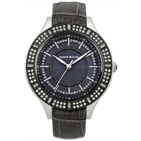 Buy Karen Millen Ladies Fashion Watch KM102BB online