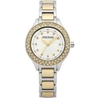 Buy Karen Millen Ladies Fashion Watch KM108SGM online