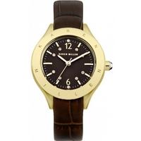 Buy Karen Millen Ladies Fashion Watch KM109TG online