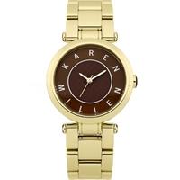 Buy Karen Millen Ladies Fashion Watch KM110GM online