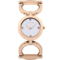 Buy Karen Millen Ladies Fashion Watch KM117RGM online