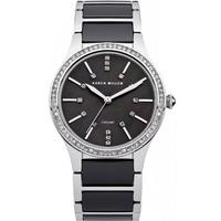 Buy Karen Millen Ladies Fashion Watch KM122BM online